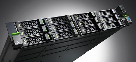 Fujitsu Primergy rack server