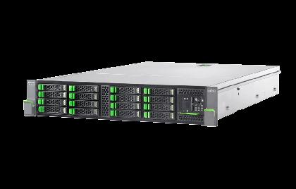 Fujitsu Primergy RX300 rack server